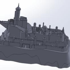 Imagen1.png Download STL file Game of Throne Castles  • 3D printing model, rodrigosferrer