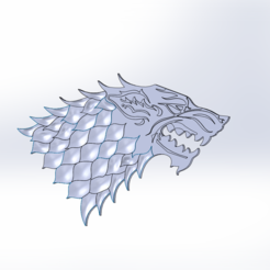 Download free 3D printer designs Lobo Stark, cetiano14