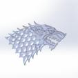 Download free STL file Lobo Stark • 3D print design, cetiano14