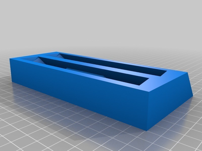 edb3305660056c15b5eb955ce7611202_display_large.jpg Download free STL file 8Bitdo SNES30/SFC30 Controller Holder • Template to 3D print, mark579