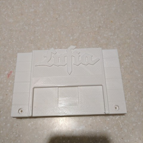 fb3c9cd67878aa0b84275380dd10c537_display_large.jpg Download free STL file Lufia SNES Cart • 3D printable design, mark579