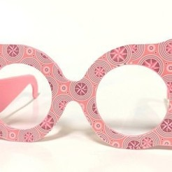 Free stl files Luna Lovegood SpectreSpecs, mark579