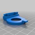 Télécharger fichier STL gratuit CR10S Conduit de ventilation avec onglet de support • Modèle à imprimer en 3D, itsthejoker
