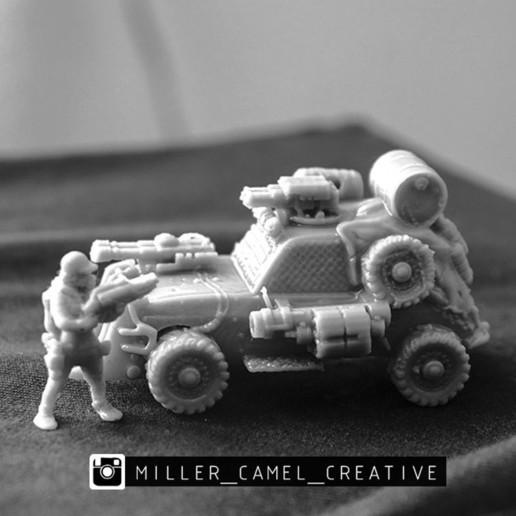aaaaaaaaaab.jpg Télécharger fichier OBJ renault 4 gaslands • Objet pour impression 3D, millercamel