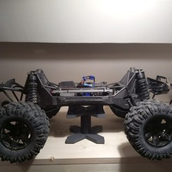 Descargar modelo 3D gratis Soporte Traxxas X-maxx, GregCo