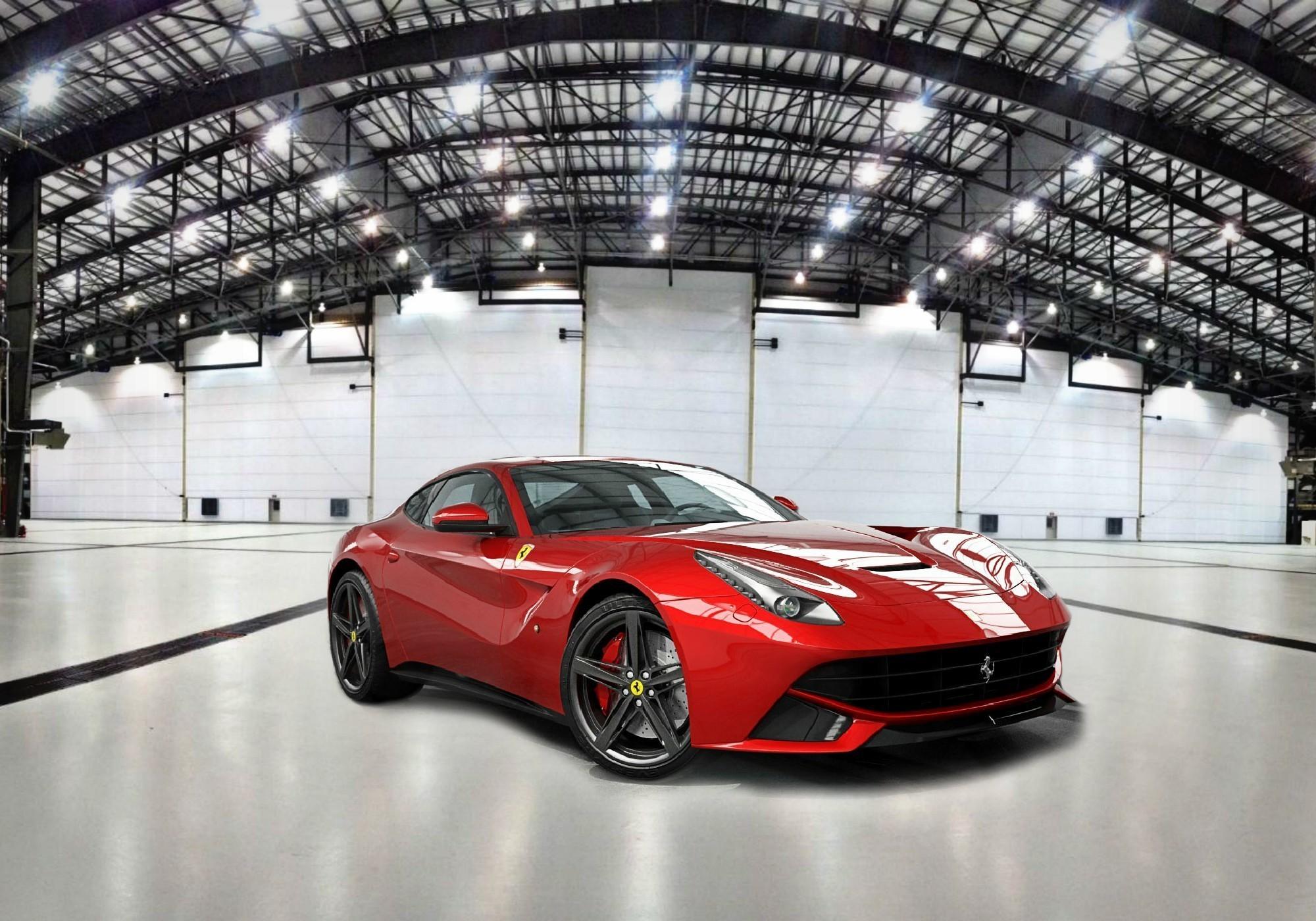 Ferrari 3D Car Model