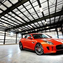 STL Modelo de coche 3D de Jaguar, Mikyloo