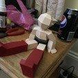 Download free STL file Low Poly Astro Boy • 3D printer model, jmunro1972