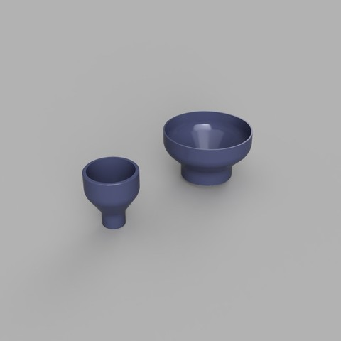 3da5a17ac3084270e7e1496fd87ac632_display_large.jpg Download free STL file Resin filter funnel using strainer • 3D printing object, 3D-Designs