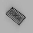 Download free 3D model Bread Maker Cooling Rack, 3D-Designs