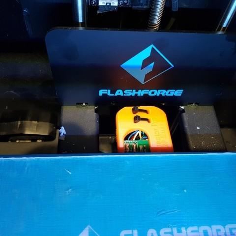 0e34eaf0ccd0f7b05ac8713f45503255_display_large.jpg Télécharger fichier STL gratuit Creator Pro - Soulagement de la déformation HBP • Modèle pour imprimante 3D, 3D-Designs
