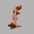 1222e693-85bc-4c12-b1eb-583e5bd091f5.PNG Download STL file BL Touch mount for Anet A8 Plus • 3D printing template, 3D-Designs