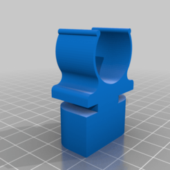 Keter_Shed_Pole_clamp_v6.png Download free STL file Hanging and mounting fixings for Keter shed • Template to 3D print, 3D-Designs