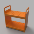 Smaller_Version_-_Deeper_bowls_2019-Nov-25_05-24-23PM-000_CustomizedView3656277310.png Download STL file NMR Tube rack - Slot Together • 3D printer template, 3D-Designs