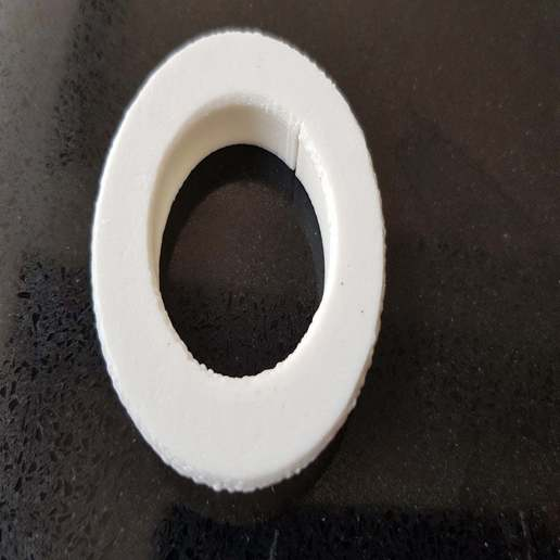 Download free 3D printing designs Cabinet hole grommet, 3D-Designs