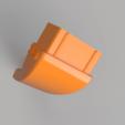 Télécharger fichier STL gratuit Conduit de ventilation Anet A8 Plus • Modèle pour imprimante 3D, 3D-Designs