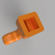 Download free 3D printer model Key for Ward water butt, 3D-Designs