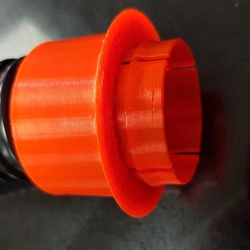 Télécharger objet 3D gratuit Raccord de tuyau d'étang pour bout-à-bout d'eau, 3D-Designs