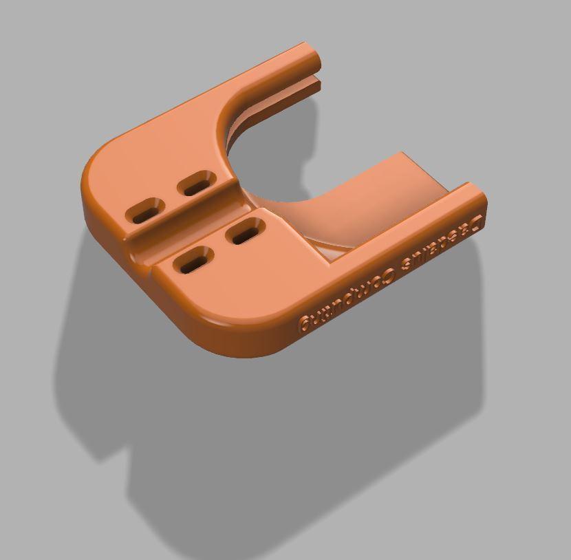 5933176c21bc671564d44d8da1f610f3_display_large.JPG Télécharger fichier STL gratuit Creator Pro - Soulagement de la déformation HBP • Modèle pour imprimante 3D, 3D-Designs