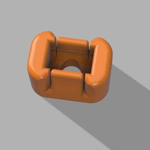 96980bec3926c2f87a1e2a9465593c5d_display_large.JPG Télécharger fichier STL gratuit Creator Pro IGUS avec gabarit de coupe à roulement IGUS • Objet pour imprimante 3D, 3D-Designs