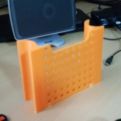 Télécharger plan imprimante 3D gatuit Boîtier à roulettes économisant de l'espace, 3D-Designs