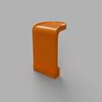 Download free 3D printer designs DeWalt Tstak drill case holder, 3D-Designs