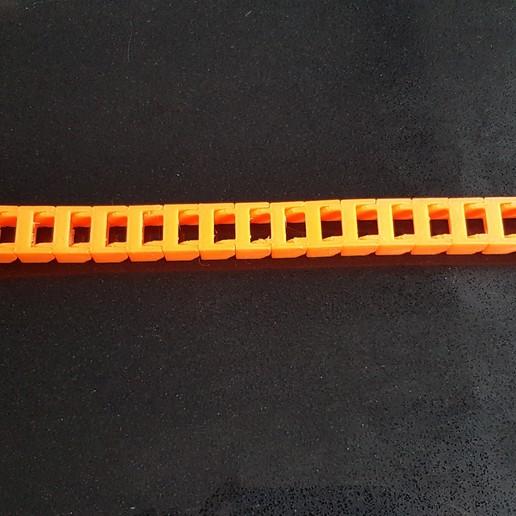 20191103_115940.jpg Télécharger fichier STL gratuit Anet A8 Plus Y chariot en Y (HBP) montage en chaîne à câble • Plan à imprimer en 3D, 3D-Designs