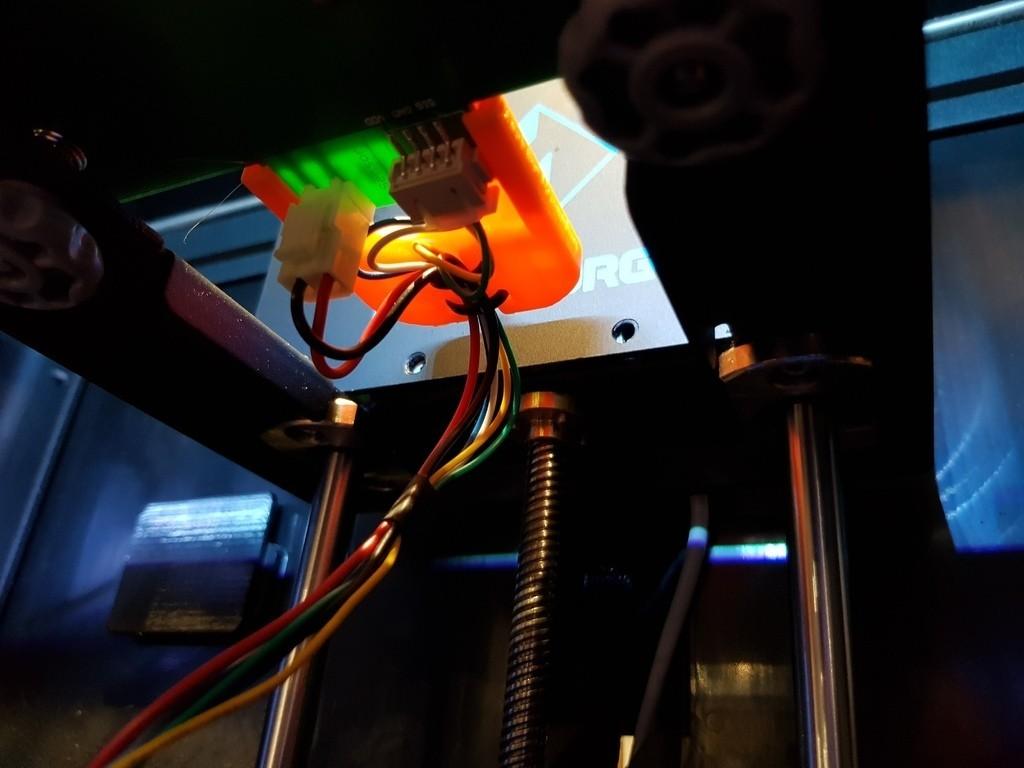 61d44cd0d8d21c382600c2547a3a6339_display_large.jpg Télécharger fichier STL gratuit Creator Pro - Soulagement de la déformation HBP • Modèle pour imprimante 3D, 3D-Designs