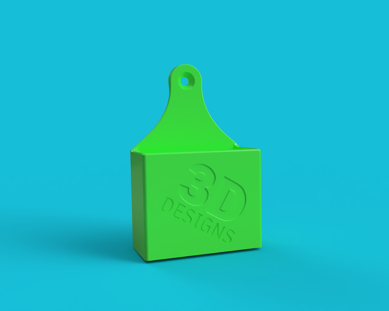 Remore_Control_Wall_Holder_2019-Sep-28_08-06-33AM-000_CustomizedView7376620330.png Download free STL file Mini remote control wall holder • 3D printer object, 3D-Designs