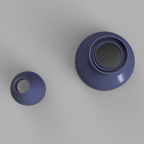 4758355c72773c911eab644e0f786d04_display_large.jpg Download free STL file Resin filter funnel using strainer • 3D printing object, 3D-Designs