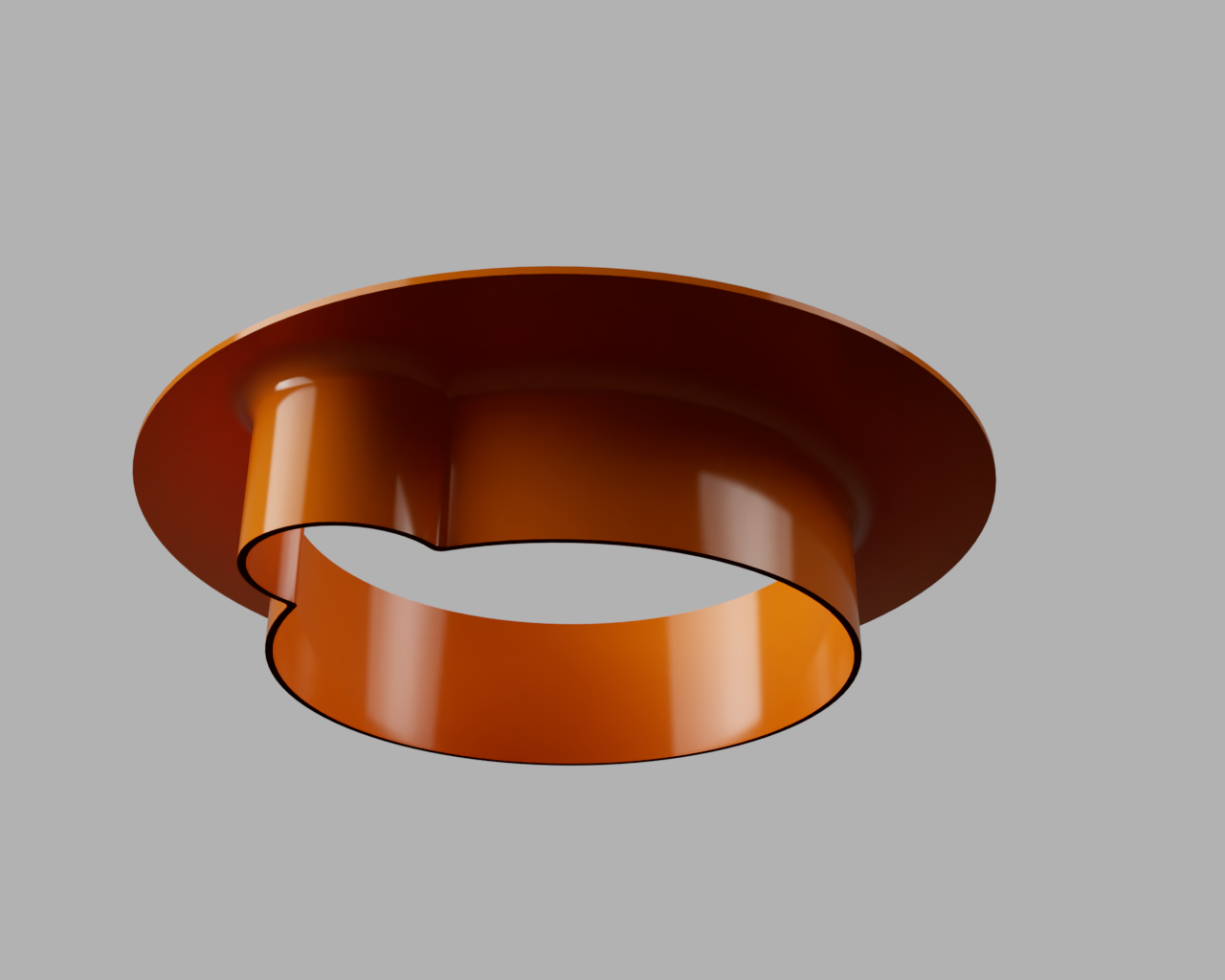 Plant_pot_collar_2019-Jul-31_03-22-29PM-000_CustomizedView10168201236.png Download free STL file Collar Flange for Self-Watering planter • Object to 3D print, 3D-Designs