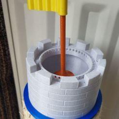 Download free STL file Scratching Post Castle • 3D print model, 3D-Designs