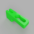 Download free 3D printing models 8mm bungee cord (shock cord) clasp, 3D-Designs