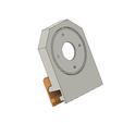 Download free 3D printer model SUPPORT EXTRUDER FACADE TO ENDER3, JMC3D
