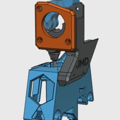 Capture d'écran 2018-10-29 à 22.37.49.png Download free STL file Extruder on DE200 print head • 3D printing model, JMC3D
