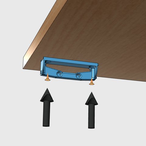 sv1.png Download free STL file Glass door • Template to 3D print, JMC3D