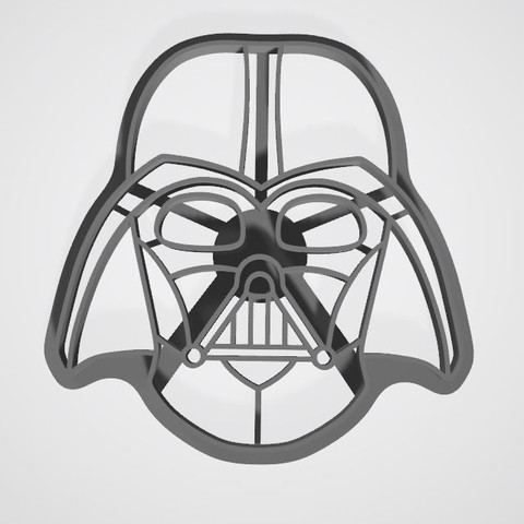 3D printing model Cookie Cutters Star Wars , lasersun3d