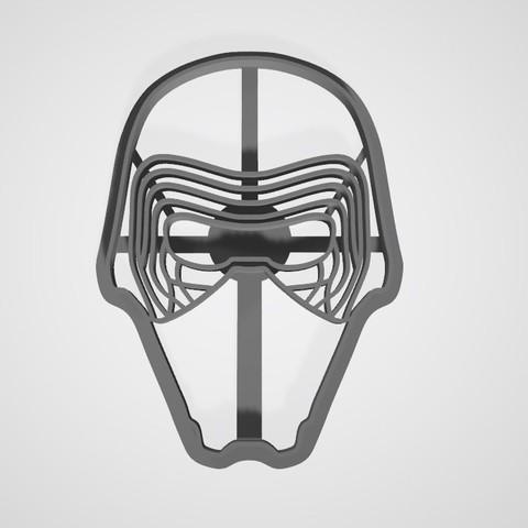 3D printing model Cookie Cutters Star Wars, lasersun3d