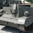 3D print model Universal Carrier APC, AntarcticFox