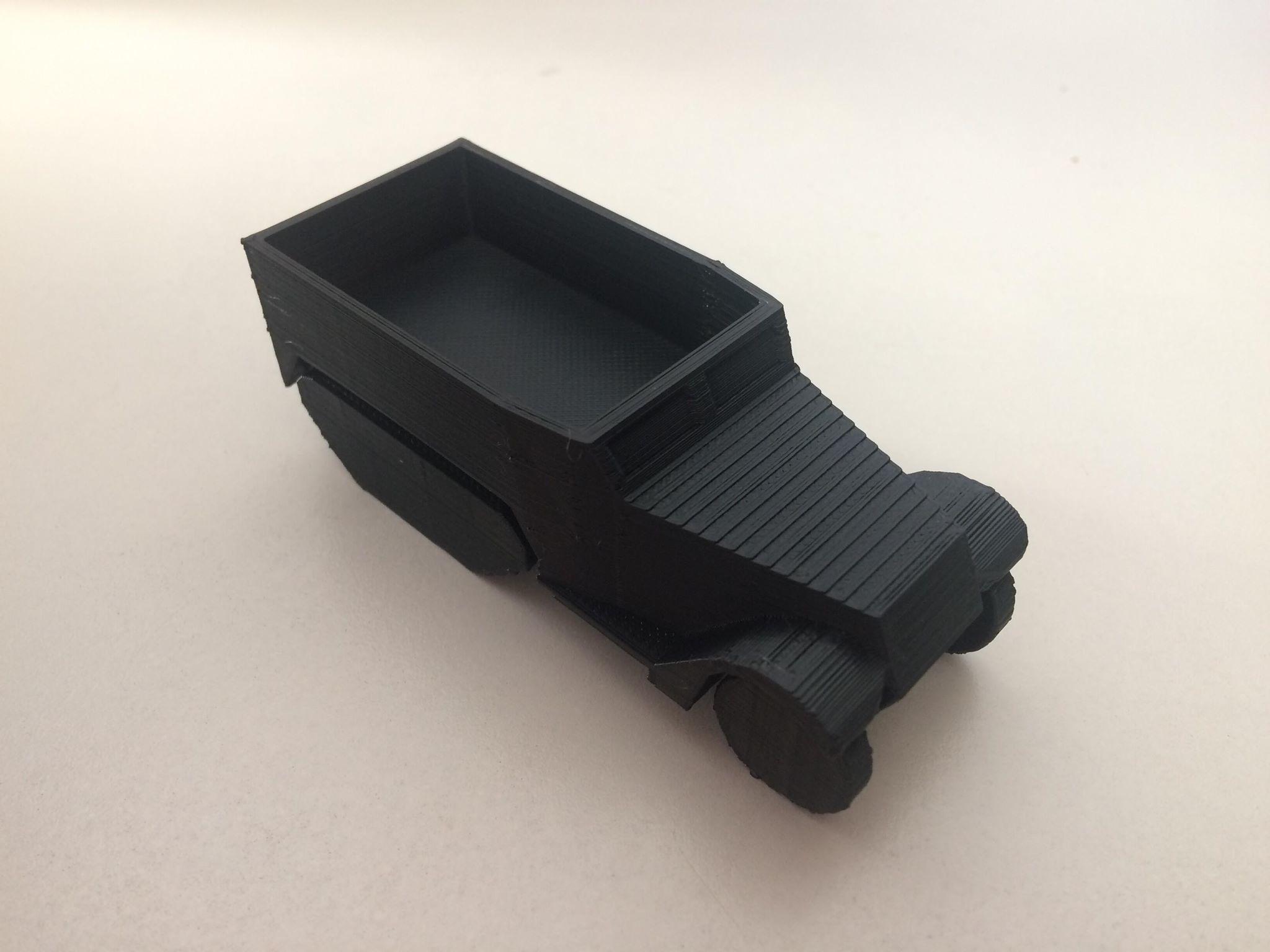 41225342_282631349018759_4369169130985619456_n.jpg Download STL file M3 Half-track APC (unarmed) • 3D printing model, AntarcticFox