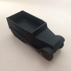 Descargar diseños 3D M3 APC de media vía (desarmado), AntarcticFox