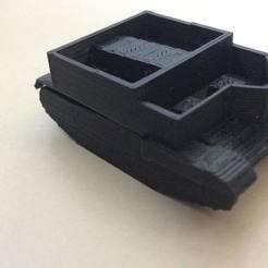 universal carrier.jpg Download STL file Universal Carrier APC • 3D printer model, AntarcticFox