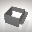 Sans titre2.png Download STL file Ikea lack foot • 3D printable template, yep37