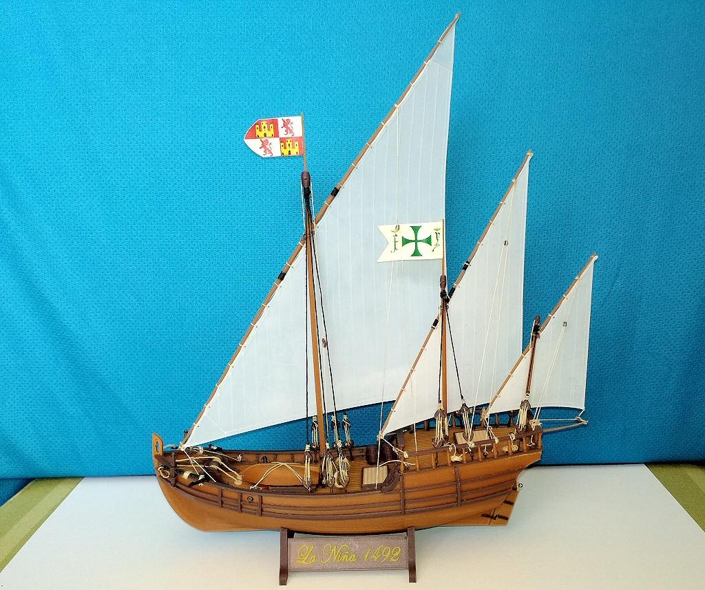 Image017.jpg Download free STL file Columbus caravel Nina (1492) • 3D printer template, tomast
