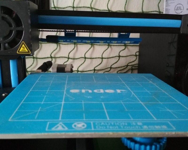 9.jpg Download free STL file Printer bed lighting - V-slot 2020 click-mount (Ender-2, CR-10)  • Template to 3D print, tomast