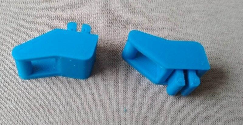2.jpg Download free STL file Printer bed lighting - V-slot 2020 click-mount (Ender-2, CR-10)  • Template to 3D print, tomast
