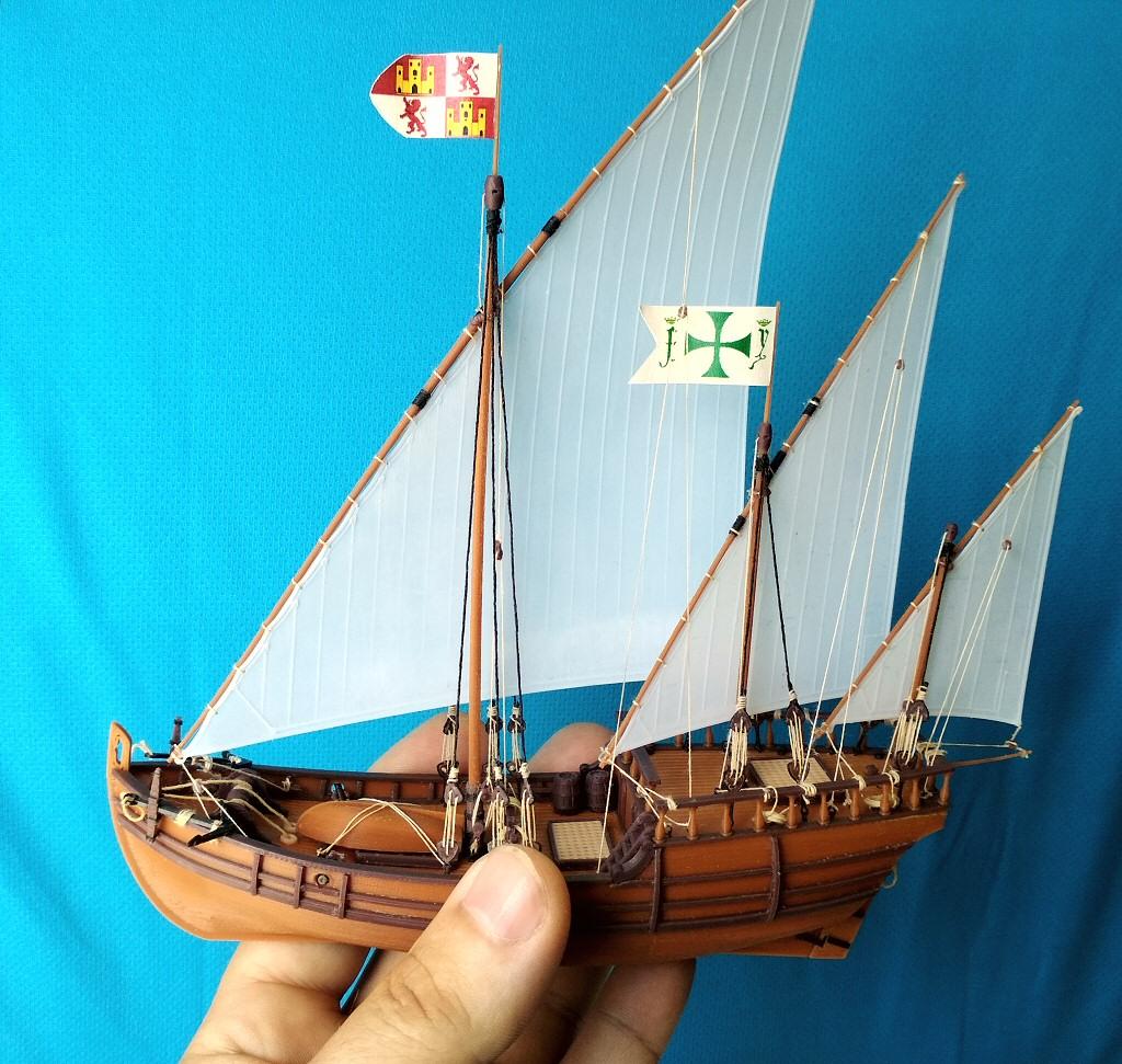 Image028.jpg Download free STL file Columbus caravel Nina (1492) • 3D printer template, tomast