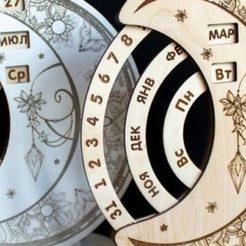 perpetual-calendar-660x330.jpg Télécharger fichier STL calendrier • Plan pour imprimante 3D, Duffer1992