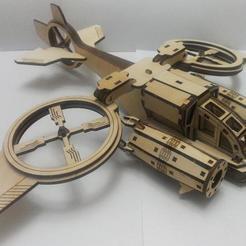 helicopter.jpg Télécharger fichier STL Hélicoptère • Modèle pour imprimante 3D, Duffer1992