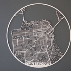 CmkPuPg.png Télécharger fichier STL San Francisco • Plan imprimable en 3D, Duffer1992